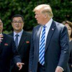 Trump se reúne en la Casa Blanca con líder de la inteligencia norcoreana