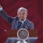 """""""No nos vamos a mover"""" de posición sobre Venezuela, reitera López Obrador"""