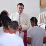 Panamá: Papa Francisco llevó mensaje de esperanza y amor a cárcel de menores