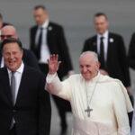 Panamá: Papa Francisco llega para participar en la Jornada Mundial de la Juventud (VIDEO)