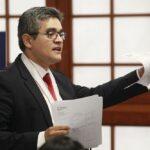 Pérez:Chávarry no puede continuar como fiscal supremo (VIDEO)