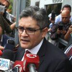 José Domingo Pérez: Hay informantes dentro del Ministerio Público