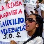 FEPALC exige cese de acciones hostiles contra trabajadores de prensa en Venezuela