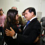 Ministro del Interior pide que policía Elvis Miranda sea liberado