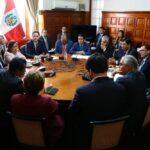 Congreso: Convocan a Junta de Portavoces para el lunes 28 de enero