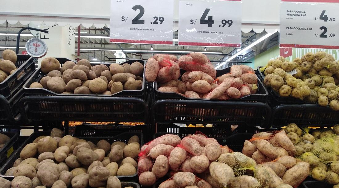 Inflación en Lima Metropolitana llegó a 2.19%