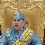 Malasia: Abdica el rey Mohamed V entre rumores sobre su boda con una rusa ex reina de belleza