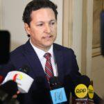 Salaverry solicitará a Contraloría auditar gestiones del Congreso