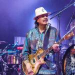 """Carlos Santana celebrará con una gira los aniversarios de Woodstock y """"Supernatural"""""""