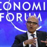 Davos: Microsoft cree que protección de datos debe ser un derecho humano