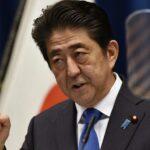 Abe reafirma su voluntad de firmar un acuerdo de paz con Rusia