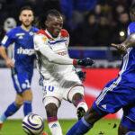 Liga de Francia: Estrasburgo accede a las semifinales ganando 2-1 al Lyon