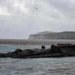 Francia: Reaparece en la playa un submarino alemán de la Primera Guerra Mundial (VIDEO)