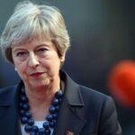 """May responderá """"rápido"""" al resultado del voto sobre el acuerdo de """"brexit"""""""
