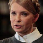 Yulia Timoshenko lanza su candidatura a la presidencia de Ucrania