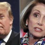 """Demócrata Nancy Pelosi: Trump prefiere hacer un """"culebrón"""" en lugar de negociar con seriedad"""