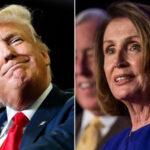 EEUU: Trump suspendió gira internacional de presidenta de la Cámara Baja, Nancy Pelosi