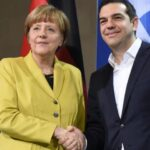 Canciller alemana da un espaldarazo a reformas ejercidas por Tsipras