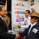 Vizcarra ratifica compromiso por el desarrollo de Ayacucho