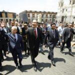 Vizcarra saluda permanencia de fiscales Vela y Pérez (VIDEO)