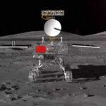 China:Robot 'Yutu-2' empezó a desplazarse por la cara oculta de la Luna (VIDEO)