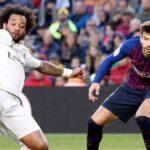 Barcelona 1-1 con Real Madrid en partido de ida en semifinales de la Copa del Rey
