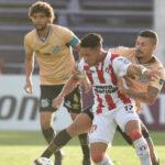 Copa Sudamericana: Santos iguala de visita ante River Plate de Montevideo