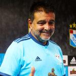 Sporting Cristal: Claudio Vivas debutará de visita en la Liga 1 ante Sport Huancayo