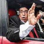Transparencia advierte riesgo de fuga de Edwin Donayre