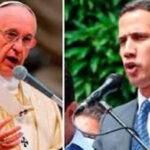Vaticano recibió adelegación de Guaidó y reiteró necesidad de solución justa y pacífica: Venezuela