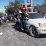Haití: Manifestantes atacan cárcel y escapan 78 presos