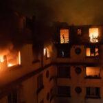 Francia: Al menos diez muertos y 39 heridos en un incendio intencional de edificio céntrico (VIDEO)