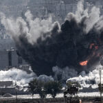 Israel bombardea hospital de Siria