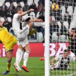 Serie A italiana: Juventus abriendo la 24a jornada golea 3-0 al Frosinone