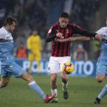 Copa Italia: Lazio y Milan en la ida empatan 0-0 y jugarán la vuelta en San Siro