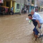Lluvias activan quebradas en Chaclacayo y Chosica (VIDEOS)
