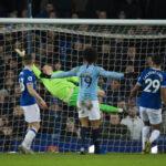 Premier League: Manchester City es líder eventual al ganar 2-0 al Everton