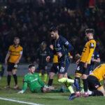 Copa de Inglaterra: Manchester City golea y elimina por 4-1 al Newport