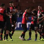 Melgar gana 1-0 con golazo de Alexis Arias a Universidad de Chile por Copa Libertadores