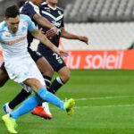 Ligue-1 de Francia: Marsella en partido a puerta cerrada derrota 1-0 a Girondins