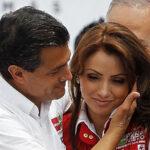 """Peña Nieto y """"La Gaviota"""", el ocaso de una pareja (aparentemente) ideal"""