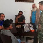 Tres periodistas colombianos fueron retenidos y luego liberados por el ELN