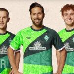 Claudio Pizarro revela que diseñó la nueva camiseta del Werder Bremen (Video)