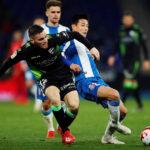 Liga Santander: El Huesca en la vigesimoquinta jornada empata 1-1 con el Espanyol