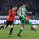 Europa League: Real Betis iguala 3-3 con Rennes en dramático partido