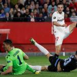 Europa Ligue: Sevilla clasifica a octavos al imponerse 2-0 ante el Lazio