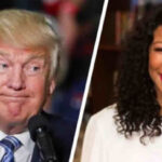 Exasistente de campaña de presidenteTrump lo acusa de besarla sin su consentimiento (VIDEO)