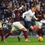 Premier League: Tottenhamen los minutos finales gana 1-0 al Newcastle