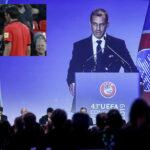 """Presidente UEFA: El VAR quitará """"excusas"""" para quejarse de los árbitros"""