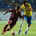 Sudamericano Sub-20: Venezuela líder tras ganar 2-0 y deja colero a Brasil